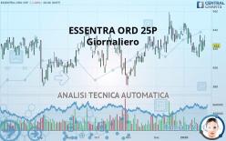 ESSENTRA ORD 25P - Ежедневно