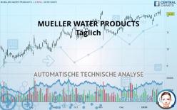 MUELLER WATER PRODUCTS - Dagligen