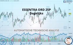 ESSENTRA ORD 25P - Dagelijks