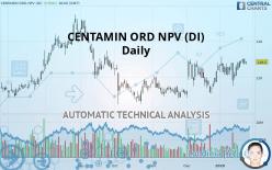 CENTAMIN ORD NPV (DI) - Dagligen