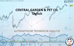 CENTRAL GARDEN & PET CO. - Päivittäin