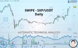 SWIPE - SXP/USDT - Daily