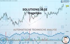 SOLUTIONS 30 SE - Dagelijks