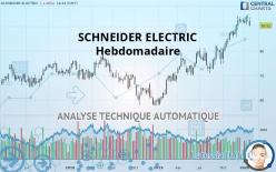 SCHNEIDER ELECTRIC - Hebdomadaire
