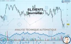 GL EVENTS - Journalier