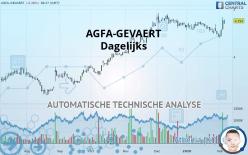 AGFA-GEVAERT - Dagelijks