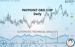 PAYPOINT ORD 1/3P - Daily