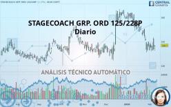 STAGECOACH GRP. ORD 125/228P - Diario