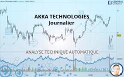 AKKA TECHNOLOGIES - Journalier