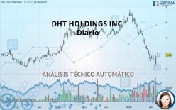 DHT HOLDINGS INC. - Diario