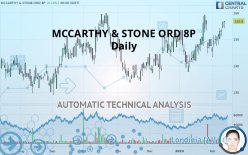MCCARTHY & STONE ORD 8P - Daily