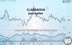 CLARANOVA - Journalier