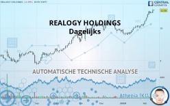 REALOGY HOLDINGS - Diário