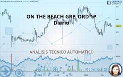 ON THE BEACH GRP. ORD 1P - Diario