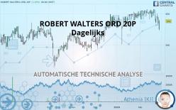 ROBERT WALTERS ORD 20P - Dagelijks