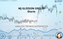 MJ GLEESON ORD 2P - Diario
