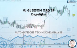 MJ GLEESON ORD 2P - Dagelijks