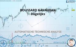 BOUSSARD GAVAUDAN - Dagelijks