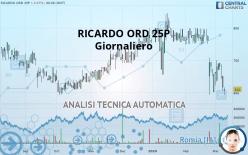 RICARDO ORD 25P - Diário