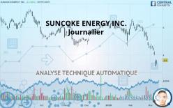 SUNCOKE ENERGY INC. - Journalier