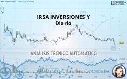 IRSA INVERSIONES Y - Diario