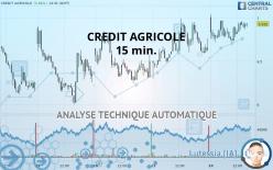 CREDIT AGRICOLE - 15 min.