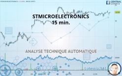 STMICROELECTRONICS - 15 min.