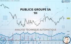 PUBLICIS GROUPE SA - 1H
