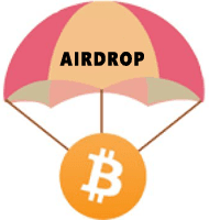 airdrop crypto currency