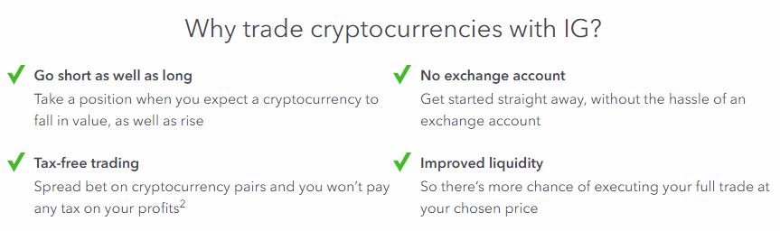 cryptocurrency via cfd advantages